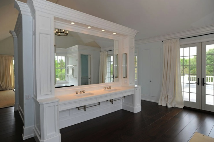 Luxurious Master Bathroom Mediterranean Bathroom