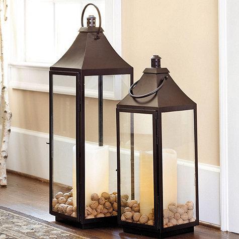 Chateau Candle Lantern Ballard Designs
