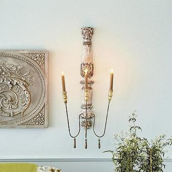 Valletta Candle Sconce, Ballard Designs