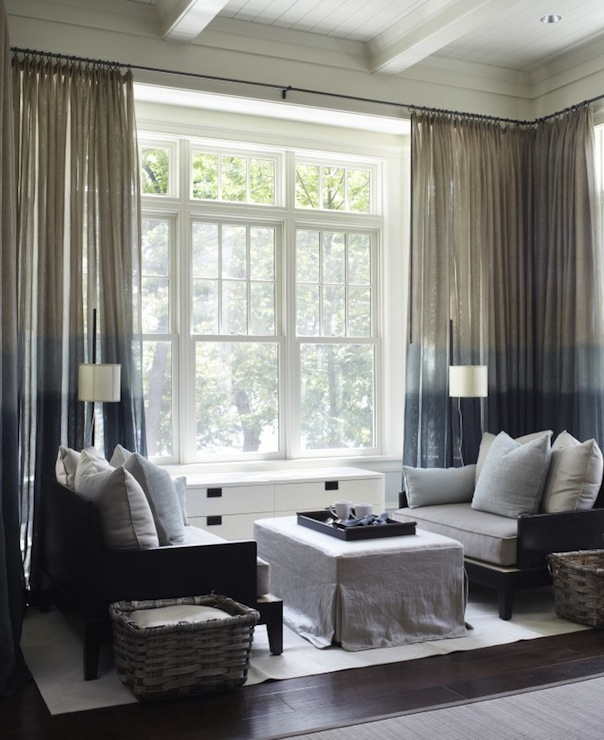 Buy Blue Curtains from Bed Bath amp Beyond