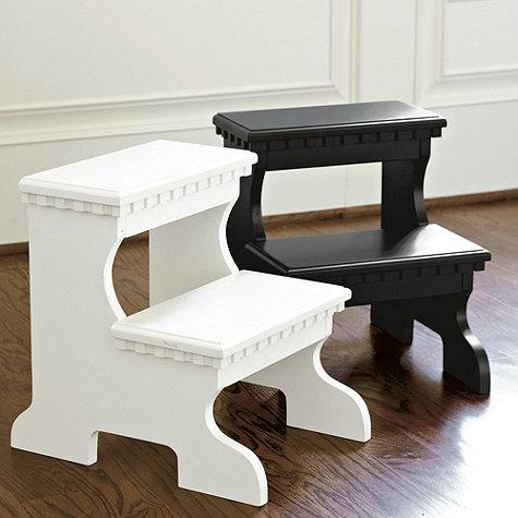 Ballard Designs Stools bailey step stool - ballard designs