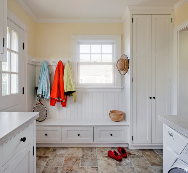 Designer Friend · Mudroom Laundry Room View Full Size Part 44