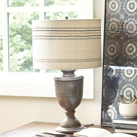 Superb Salerno Urn Table Lamp With Shade   Ballard Designs