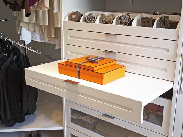 Walk In Closet Cabinets Contemporary Closet La