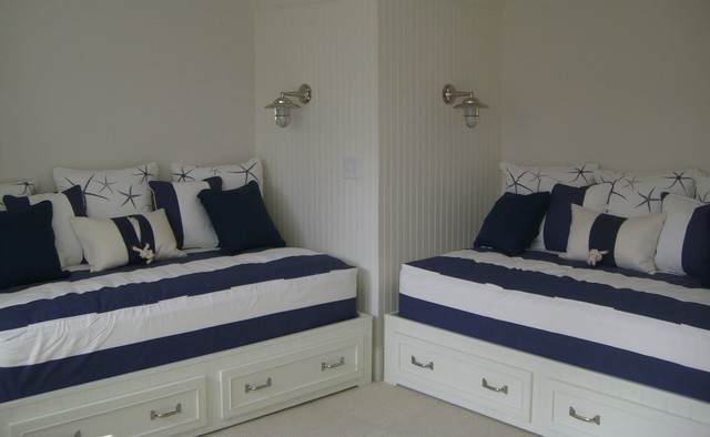 Nautical Themed Boys Room Cottage Boy S Room Molly