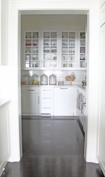 Walk In Pantry Cottage Kitchen Molly Frey Design