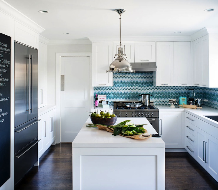 White Kitchen Knobs And Pulls teal kitchen cabinets design ideas