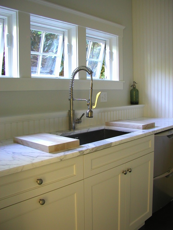 Beadboard Kitchen Walls Cottage Kitchen Molly Frey