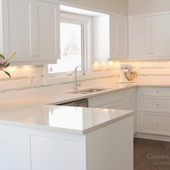 White Kitchen, Contemporary, kitchen, Corea Sotropa Interior Design