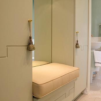 Built In Bench, Contemporary, bathroom, Corea Sotropa Interior Design