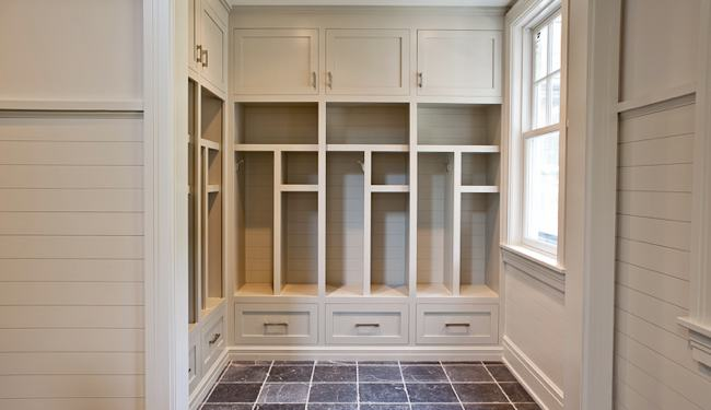 Mudroom Design Traditional Laundry Room Milton