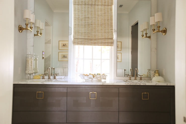 Great Gray Bathroom Vanity