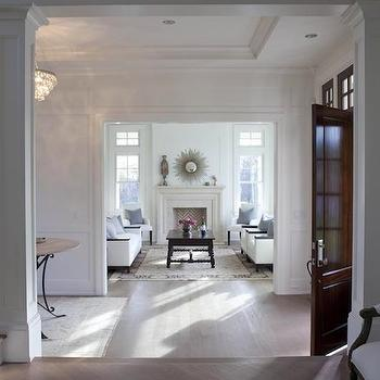 Tray Ceiling View Full Size Elegant Foyer With And Recessed Lighting