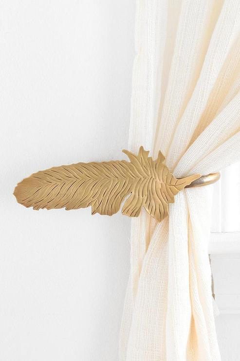 Blue Feather Inspired Curtain - Products, bookmarks, design ...