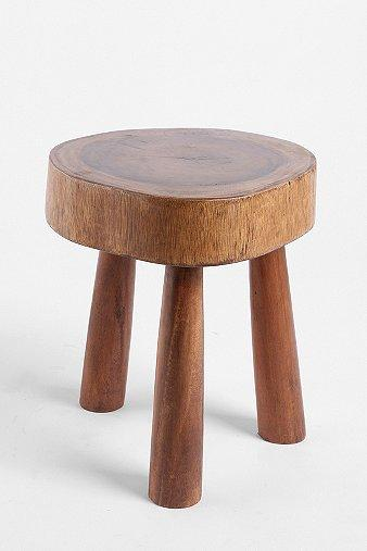 Three Legged Stool ~ Farmstead stool urban outfitters