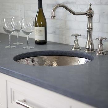 Concrete Countertops, Transitional, kitchen, Milton Development