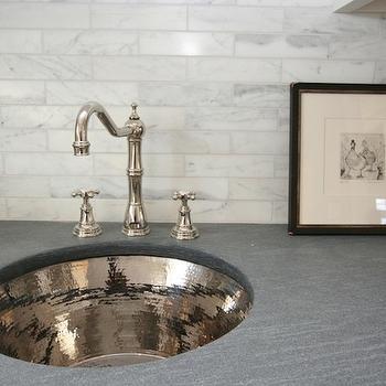 Butler's Pantry Sink, Transitional, kitchen, Milton Development