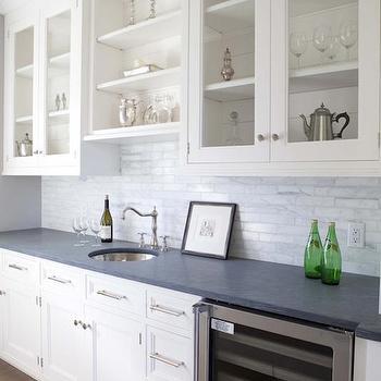 Butler's Pantry Design, Transitional, kitchen, Milton Development
