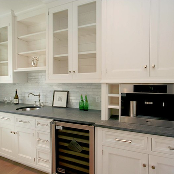 Butlers Pantry Sink - Transitional - kitchen