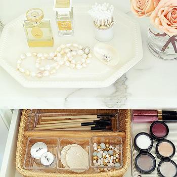 Make Up Vanity, closet, BHG