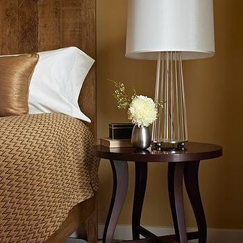 Visual Comfort Lighting Carousel Table Lamp, Contemporary, bedroom, Niche Interiors
