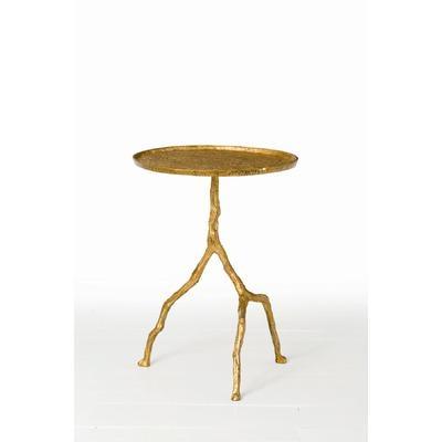 ARTERIORS Home Forest Park Accent Table Wayfair - Wayfair gold end table