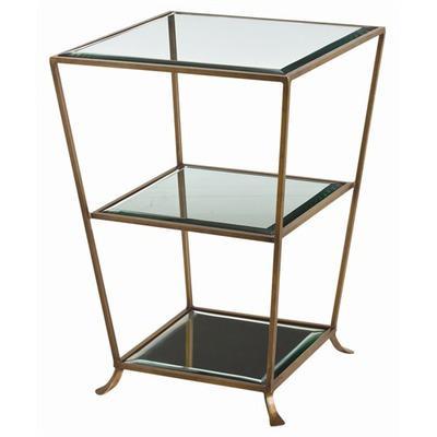ARTERIORS Home Nick Glass Side Table Wayfair - Wayfair glass side table