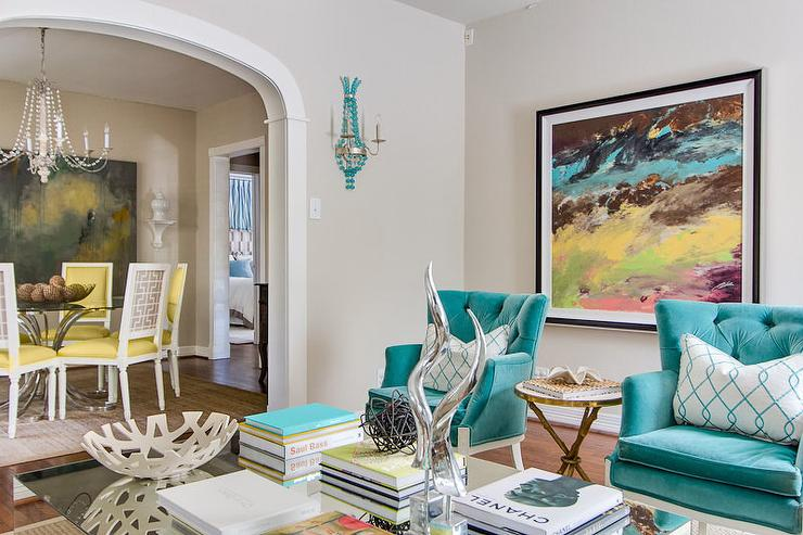 living room, EJ Interiors