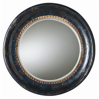 ARTERIORS Home Lawrence Wood / Iron Mirror, Wayfair
