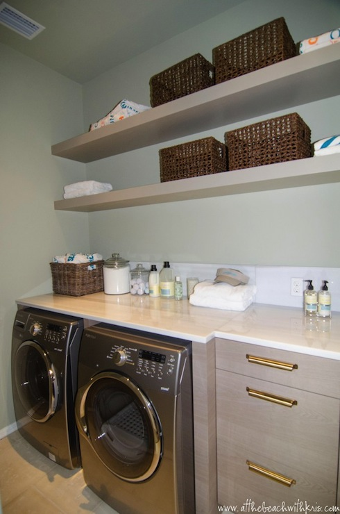 Laundry Room Paint Colors Contemporary Laundry Room