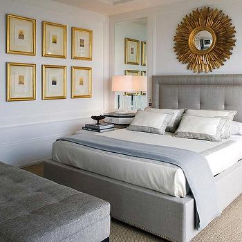 Pottery Barn Quilt Transitional Bedroom Ralph Lauren