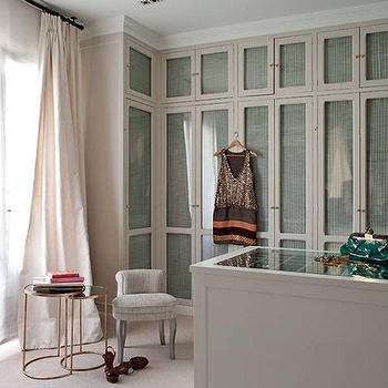 Closet Island, Contemporary, closet, Nuevo Estilo