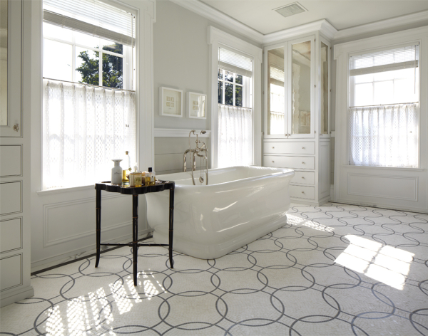 Perfect Walker Zanger Circolo Pattern Tiles