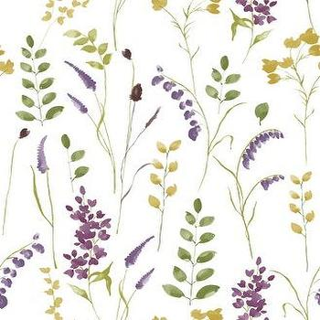 Bluebell Floral Wallpaper, Graham & Brown