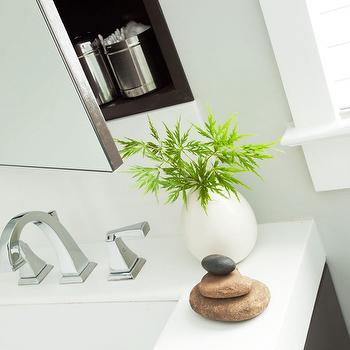Inset Medicine Cabinet, Modern, bathroom, TerraCotta Properties