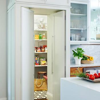 Hidden butlers pantry design ideas for Hidden pantry