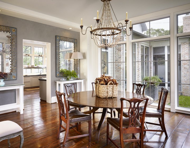 Genevieve Gorder Dining Room. Chippendale Chairs View Full Size