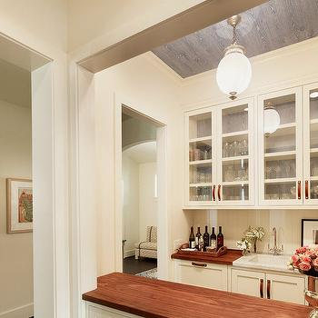 Plank Ceiling, Traditional, kitchen, Dillon Kyle Architecture