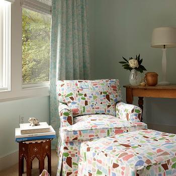 Moroccan Side Table, Eclectic, living room, Suellen Gregory