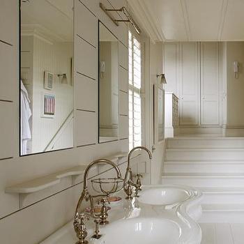 Sunken Bathroom
