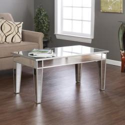 mirrored cocktail table - overstock