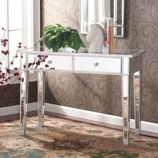 Dalton Mirrored Accent Table, Overstock.com