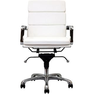 white vinyl office chair. White Vinyl Conference Office Chair - Overstock.com Link On Pinterest View Full Size A