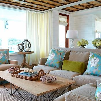 brown and turquoise living room contemporary living room muse