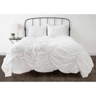 Hush Cotton Voile 3piece Comforter Set Overstockcom