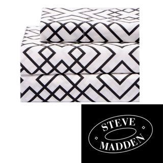 Steve Madden Gemma Sheet Set Overstockcom