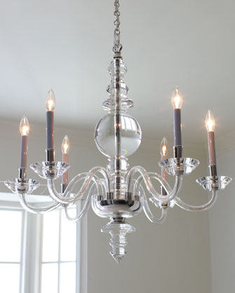 Visual Comfort Lighting George II Chandelier View Full Size