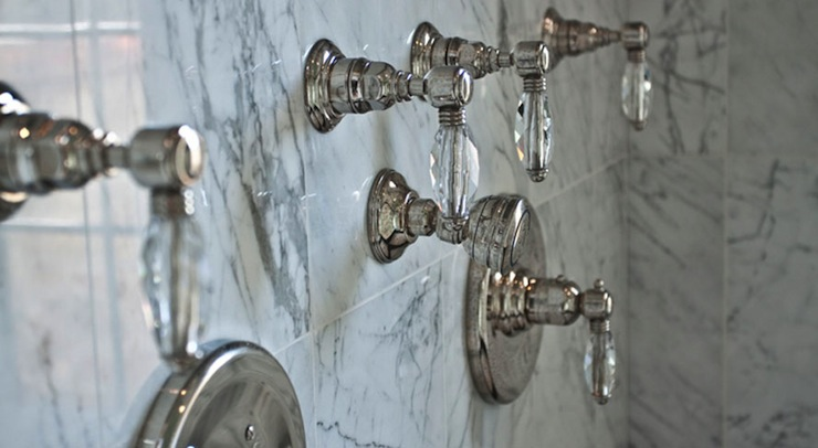 Beautiful Bathrooms With Carrera Marble carrara marble shower design ideas