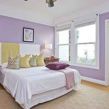 lavender walls design decor photos pictures ideas inspiration