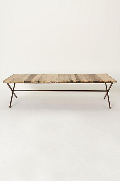 Perfect Plank House Coffee Table   Anthropologie.com